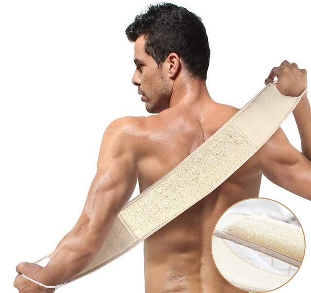 back loofah