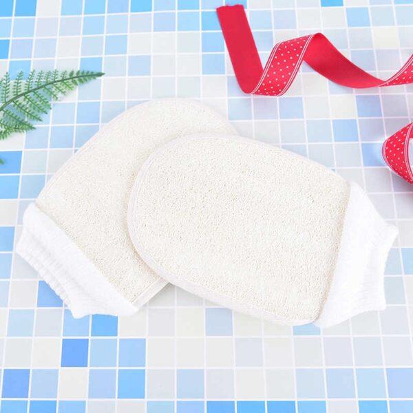 loofah gloves online