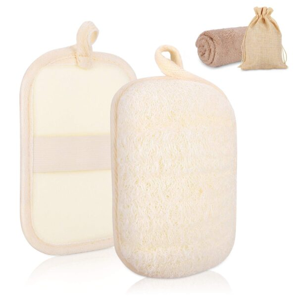 Rectangle Loofah Pad Wholesale Supplier