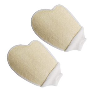 Loofah Gloves With Finger Wholesale supplier
