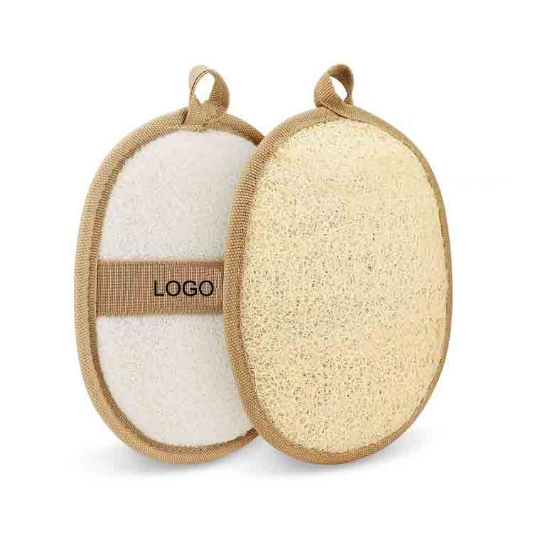 Oval Loofah Pad Wholesale Supplier