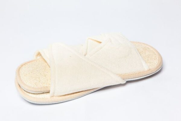 loofah slippers for sale